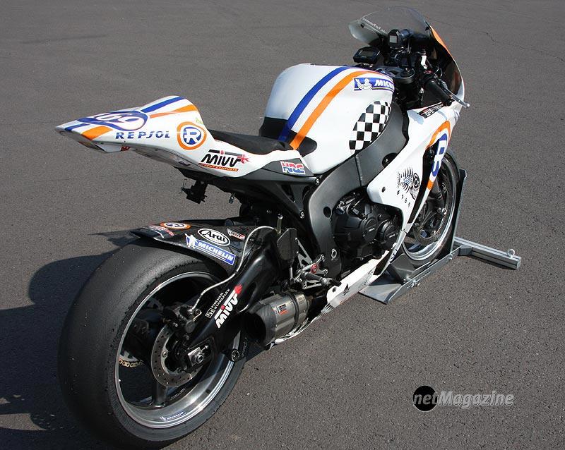 "Motowippe ""VWF 003"" 720 x 700mm"